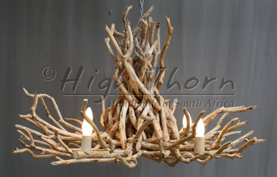 Twig Chandelier simple 5light wrought iron twig chandelier for living room.  a