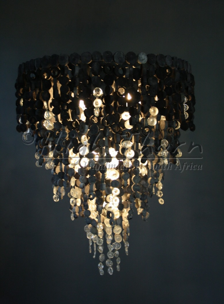 High Thorn Twig Disk Chandeliers Handmade In South Africa Lighting Furniture Home Accessories